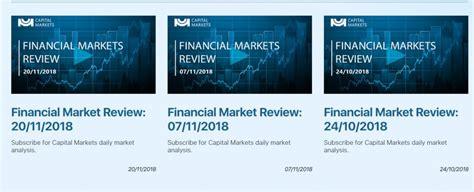 Capital Markets Broker de Forex | ForexAnalytics