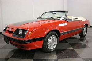 1986 Ford Mustang Gt Convertible 5 0 Liter V8 5 Speed