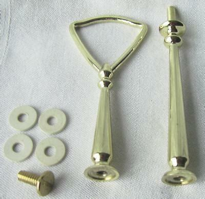tier tidbit tray handle replacement tiered hardware ebay
