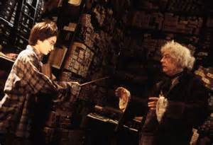 John Hurt Harry Potter Role