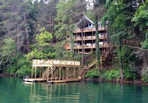 Beautiful Slide Decks by Southern Comfort I And Ii On Norris Lake Rent Our Lake