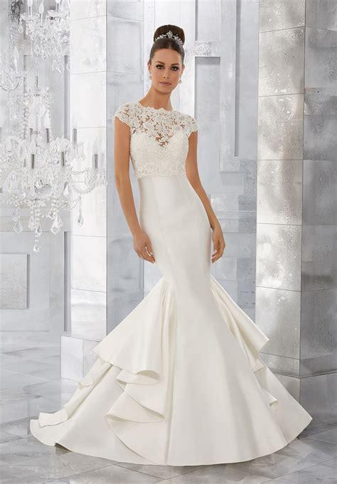 Merci  Ee  Wedding Ee   Dress Style  Morilee