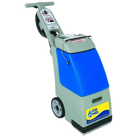 Carpet Cleaning Upholstery Cleaning by Aqua Power Upright Carpet Cleaner With Low Moisture