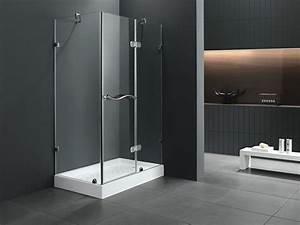 Paroi De Douche : paroi de douche reykjavic rectangulaire 80 x 120 x 200 cm ~ Melissatoandfro.com Idées de Décoration