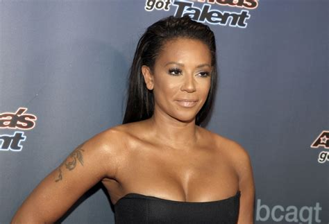 Janine X Factor Mel B Shemazing Page 2