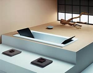 Baignoire 2 Places Balneo : faites vous le plaisir de la baignoire jacuzzi ~ Edinachiropracticcenter.com Idées de Décoration