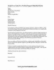 cover letter samples for companies with no position available