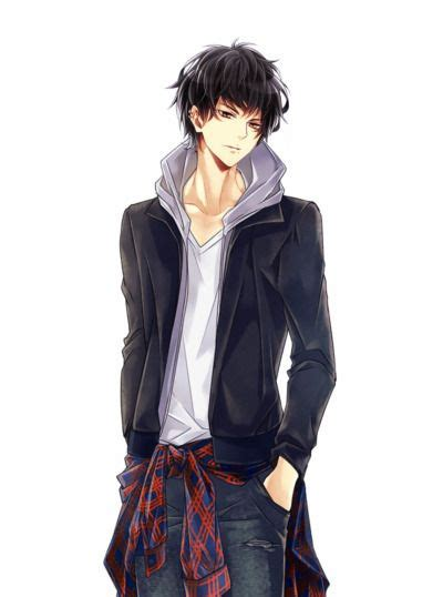 10+ Anime Casual Clothes Male