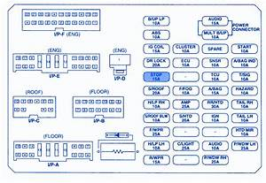 Kia Rio5 2008 Main Relay Fuse Box  Block Circuit Breaker Diagram
