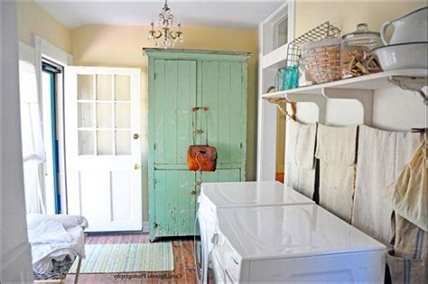 14 Decorative Antique Laundry Room Decor  Extended Homes