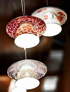 Lampen Selber Herstellen : diy lampe 76 super coole bastelideen dazu ~ Markanthonyermac.com Haus und Dekorationen