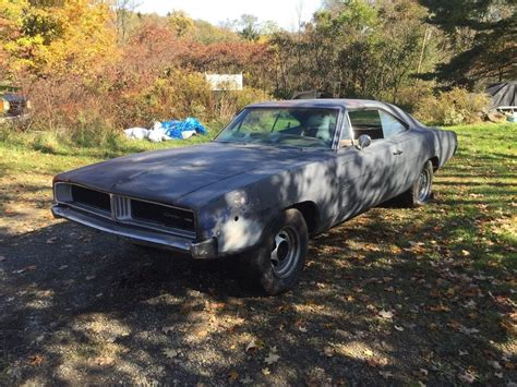 Cheap Dodge Charger For Sale by 1968 Dodge Charger Project Cars For Sale