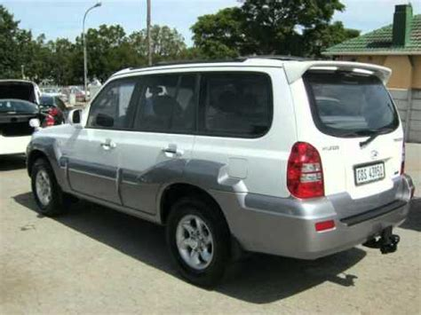 2005 Hyundai Terracan 2 9 Crdi 7seater Auto For Sale On Auto Trader South Africa
