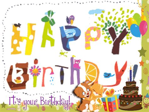 All youtube cards music artists: An Animated Bithday Ecard. Free Funny Birthday Wishes eCards | 123 Greetings