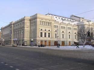 Welcome to the Rimsky Korsakov St. Petersburg State