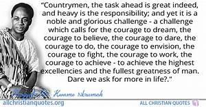 Kwame Nkrumah Q... Dr Nkrumah Quotes