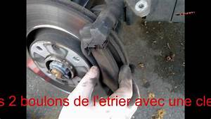 Comment Degripper Un Etrier De Frein : frein c3 picasso youtube ~ Medecine-chirurgie-esthetiques.com Avis de Voitures