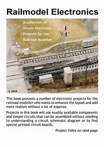 Railelec  Model Railroad Electronic Projects By Rod
