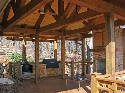 covered porch gallery porch builder birmingham hoover