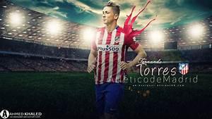 Fernando Torres 2016 Wallpaper by AK-DESIGNER on DeviantArt