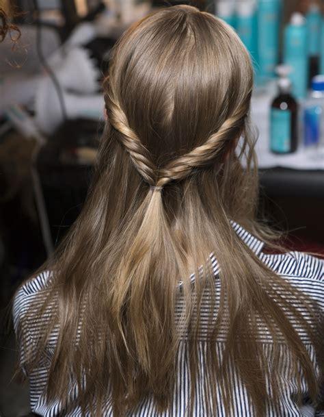 coupe cheveux ondulés nos meilleures id 233 es de torsades pour les cheveux faciles 224 faire