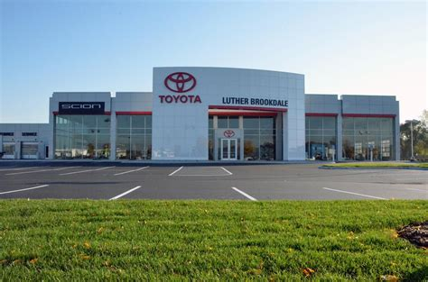 Brookdale Toyota by Luther Brookdale Toyota Center Mn 55429 763