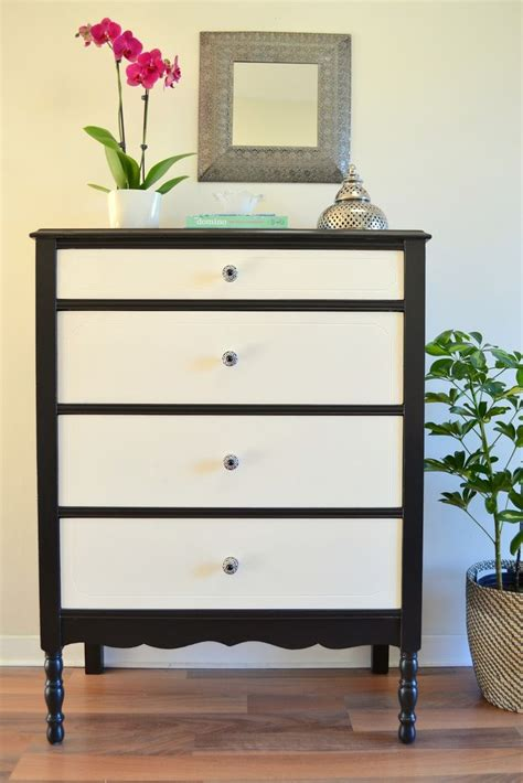 painting black furniture white 1000 ideas about white dressers on pinterest white bedroom dresser bedroom dressers and