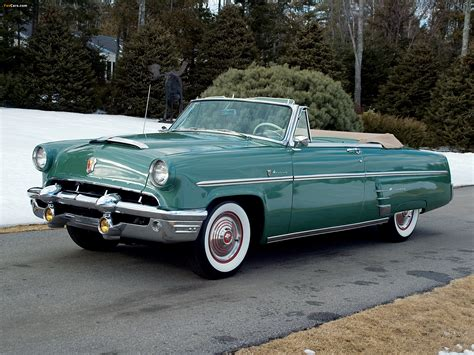 Mercury Monterey Convertible 1953 pictures (2048x1536)