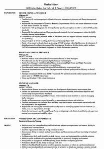 clinical manager resume samples velvet jobs With clinical trial manager resume