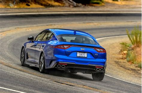 kia stinger priced     powered stinger