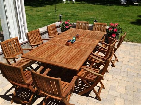 smith hawken teak outdoor furniture homes furniture ideas