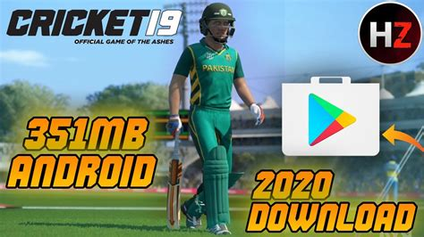 (351MB) Cricket 19 Game Download Now For Android How To
