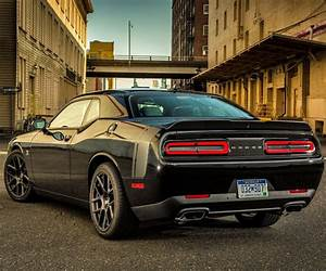 Redesigned Dodge Challenger Will Get More Musclular Look