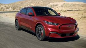 2021 Ford Mustang Mach-E electric crossover - One News ...