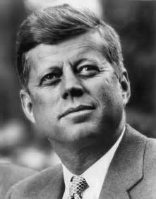 File:John F Kennedy, White House photo portrait, looking