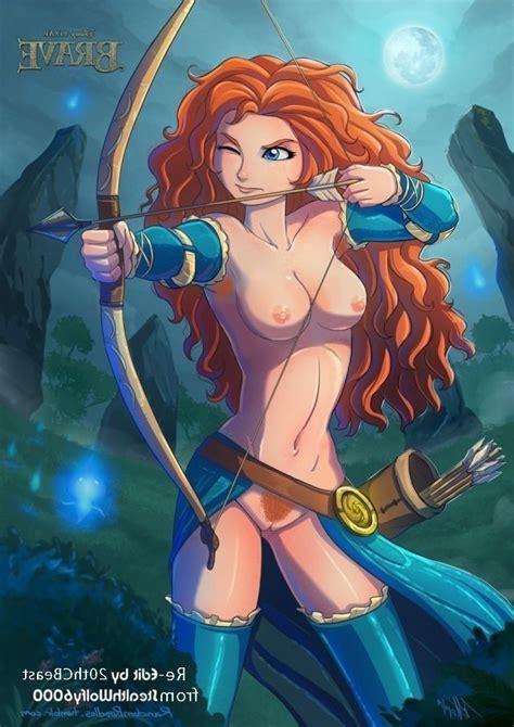 Merida From Brave Ic