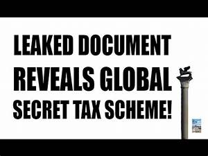 Leaked Documents Expose Global Companies' Secret Tax Deals ...