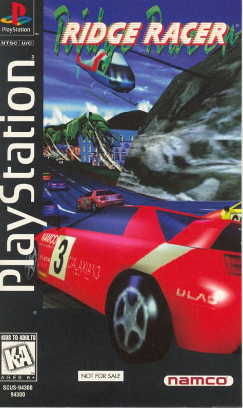ridge racer  playstation  mobygames