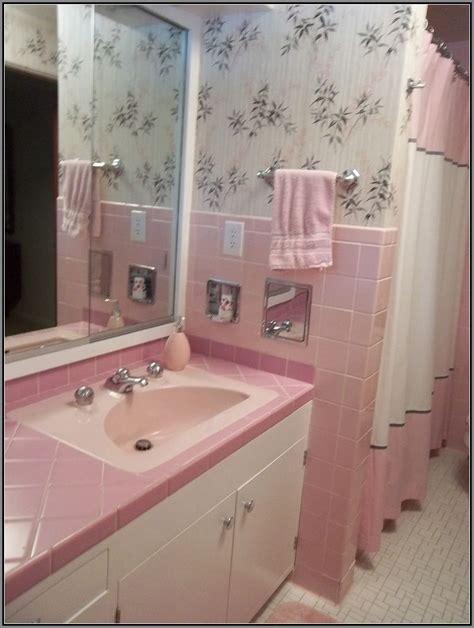 vintage bathroom designs 40 vintage pink bathroom tile ideas and pictures
