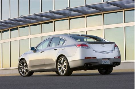 2009 acura tl review ratings specs prices and photos
