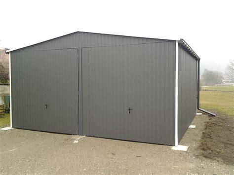 Blechgaragen, Doppelgarage, Zelthalle, Moderne Garage