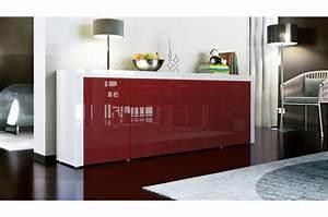 Buffet 200 Cm : buffet bahut 200 cm 4 portes 2 tiroirs topaze cbc ~ Teatrodelosmanantiales.com Idées de Décoration