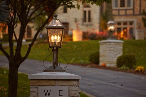 driveway lighting traditional outdoor lighting