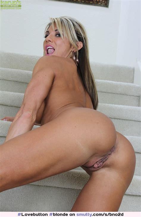 Blonde Milf Cougar Mercedesjohnson Frombehind Fit
