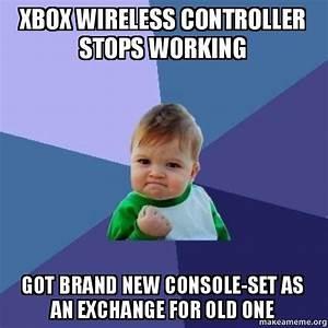 Xbox Wireless Controller Stops Working Got Brand New