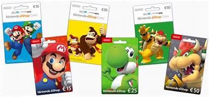 Nintendo Eshop Cards 3ds Euro Code Carte