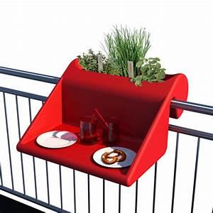 Table Pour Petit Balcon : balkonzept la table de balcon by michael hilgers ~ Melissatoandfro.com Idées de Décoration