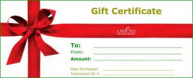 christmas gift certificate blank template new calendar template site