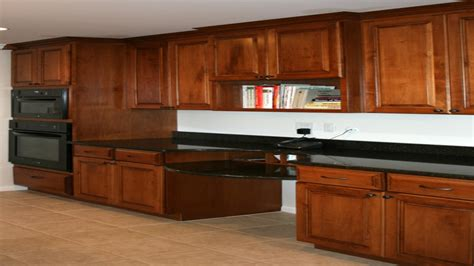 kitchen cabinet kitchen cabinets desk kitchen cabinet maple stains honey