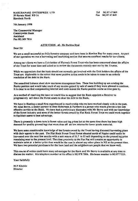 Letter Exles For Interest by Letter Of Interest Education Administration Invitation